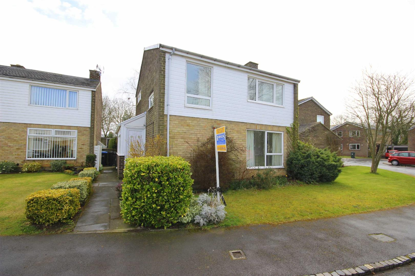 3 Bedrooms Detached House for sale in Hill Meadows, High Shincliffe